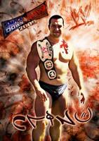 Wrestler by epuscasu