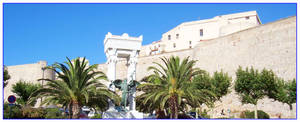 Calvi Of Corsica by epuscasu