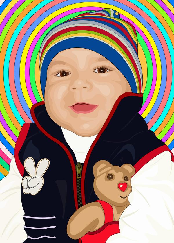 My Sweet Nephew! by epuscasu