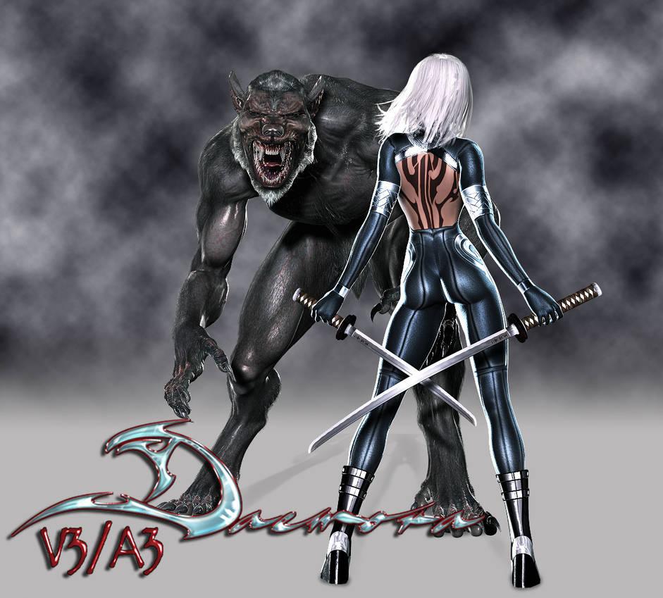 Daemora: Vamp Vs. Lycan