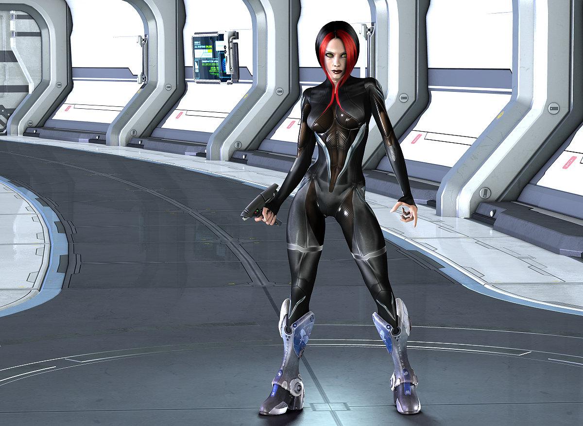 Star Ranger by shaft73