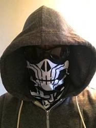 Tech Skull Mask