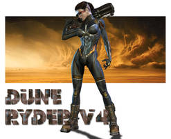 Dune Ryder V4 by shaft73