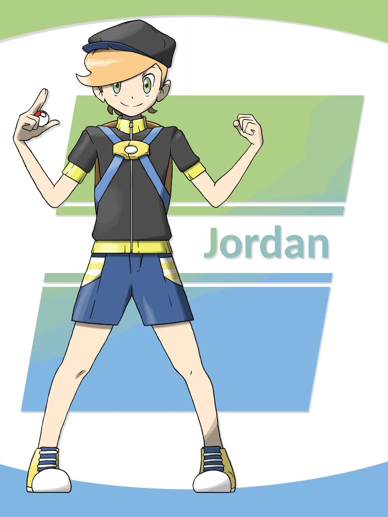 Main Character - Jordan (male, ginger variant) by Whisperchime