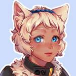 [Commission] Meow [Churro-sama]