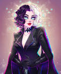 [FanArt] Cruella de Vil  [JASY] by MiushuStudios
