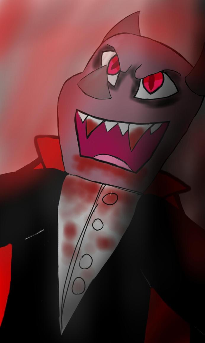 Vampire Chip by InvaderAllieNinja