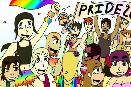 Unlikely Heroes Pride 2020