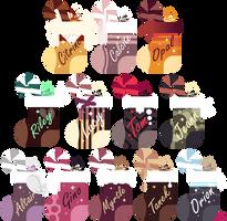Bab Stockings by TawnySoup