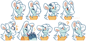 Cloudy Expressions! by TawnySoup