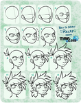 How to Draw Riley!