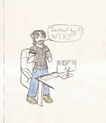 Me Meme by jamesgunner123