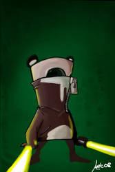 Panda Jedi