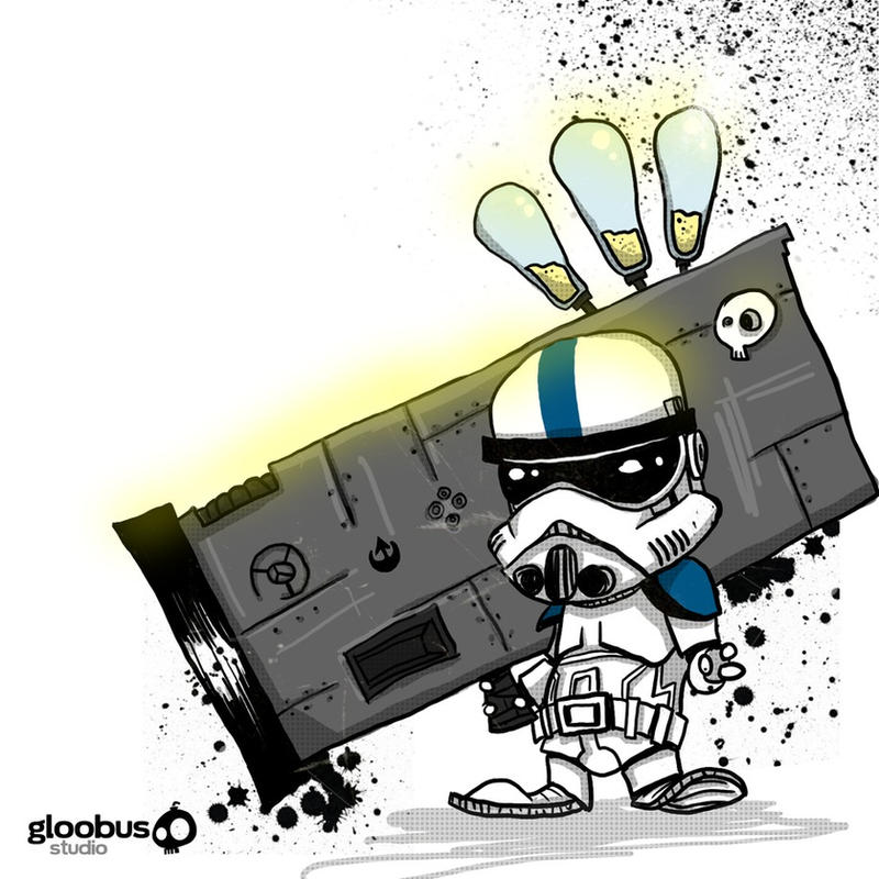 StormTrooper by JordiHP