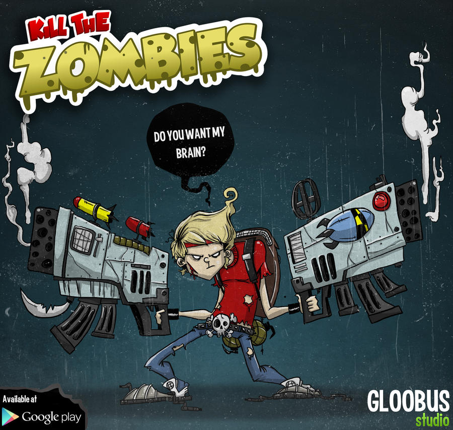 Kill The Zombies Promo 3