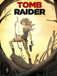 Tomb Raider by JordiHP