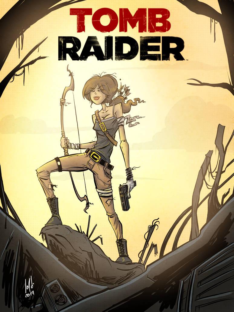 Tomb Raider by JordiHP