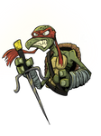 Real Raph by JordiHP