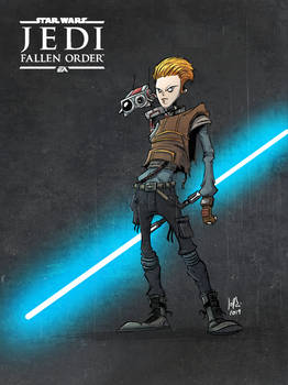 Jedi Fallen Order DoubledBlade