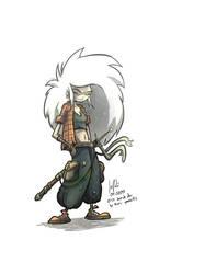 Girl Samurai