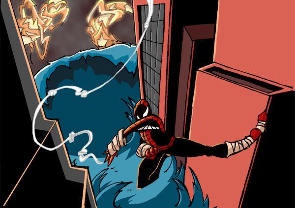 Spider-man clan 2 by JordiHP