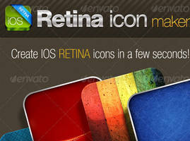 IOS Retina Icon Maker by FreeIconsFinder