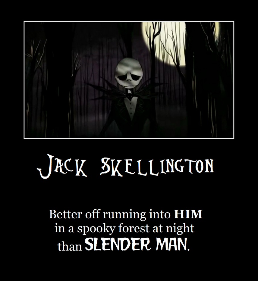 Jack Skellington Motivational by MetroXLR on DeviantArt