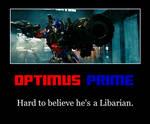 Optimus Prime Motivational
