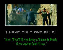 One Rule Motivational by MetroXLR