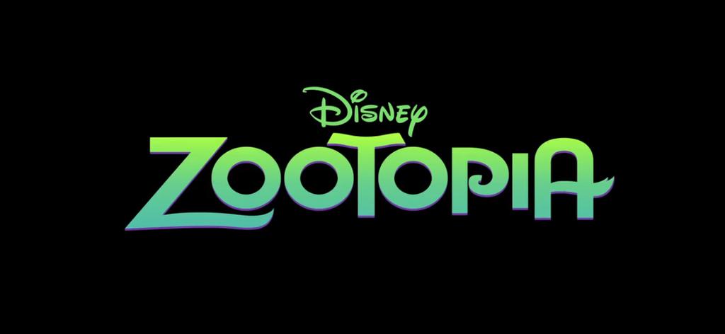 Zootopia Title by MetroXLR99