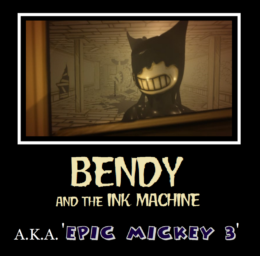 'Epic Bendy' Motivational by MetroXLR
