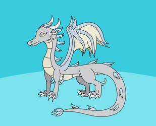 Legend of Spyro - Skyla, the Wind Dragon by MetroXLR