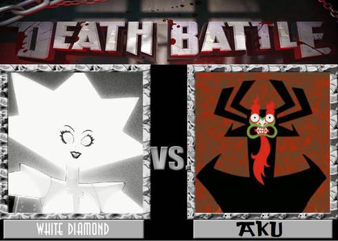 Death Battle - White Diamond vs. Aku