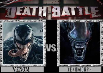Death Battle - Venom vs. Xenomorph