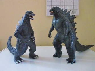 Godzilla Generations