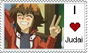 I love Judai stamp by AkuDemy-fangirl-Pyro