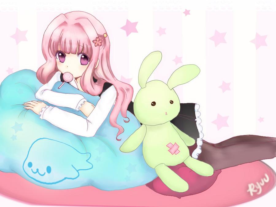 Cutesy Art. by kichikutie23 on DeviantArt