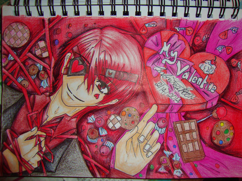 My Valentine by SabrinaHeart