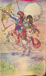 The Centaur and Warrior