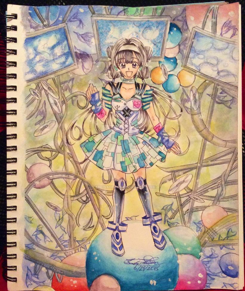 Electro Fantasy by SabrinaHeart