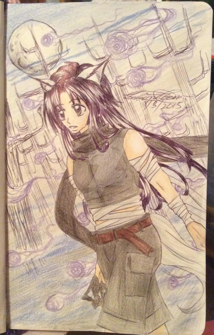 Fox Shinosuke / Shade by SabrinaHeart