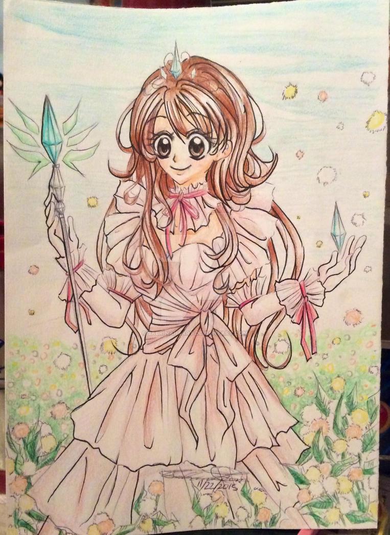 Dream Flower Garden by SabrinaHeart
