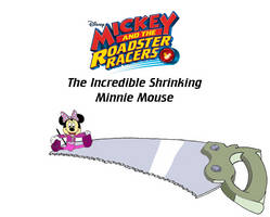 The Incredible Shrinking Minnie Mouse (2) by tylerleejewell