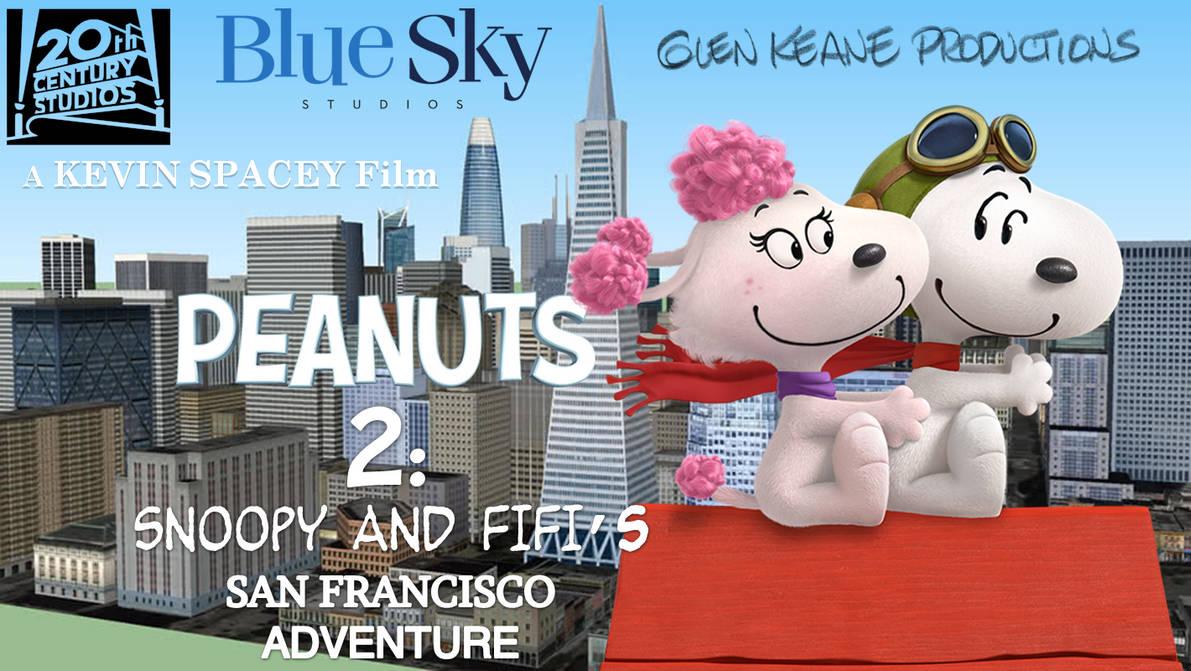 Fan art of new Peanuts movie sequel
