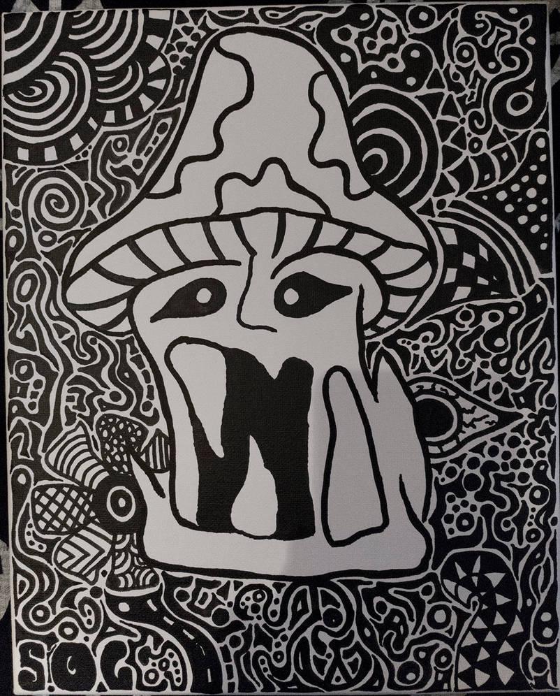 Acryl Practice #2 by sanmonku