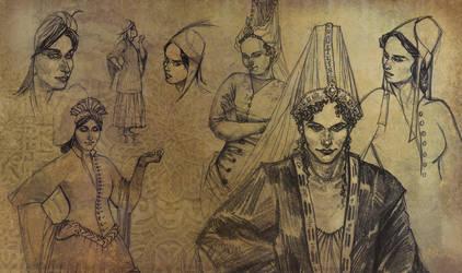 Women of Ottoman Empire