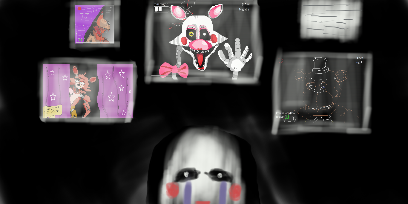 Five nights at freddy s fun by jason the 13th on deviantart