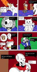 Undertale Comic by jason-the-13th