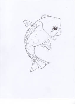 fish art remixd