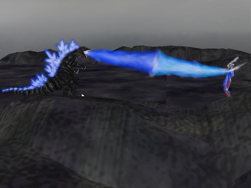 Power struggle by Gorosaurus65